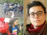 Woman stabbed at Speakers' Corner is revealed as Christian preacher
