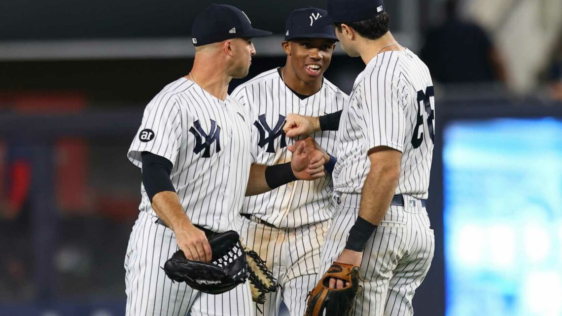 Yankees' no-name outfield steps up despite Trey Amburgey injury