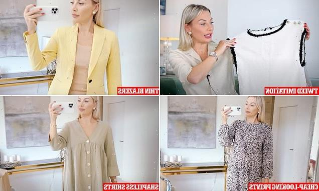 Zara clothes you should NEVER buy because they look 'cheap'