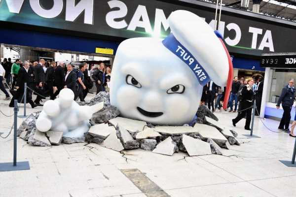 'Ghostbusters' Director's Biggest Uncertainty Was the Stay Puft Marshmallow Man