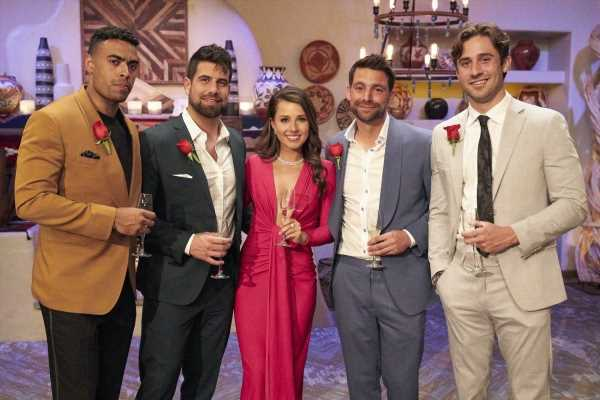 'The Bachelorette': Justin Glaze Says Greg Grippo Has an Alter Ego