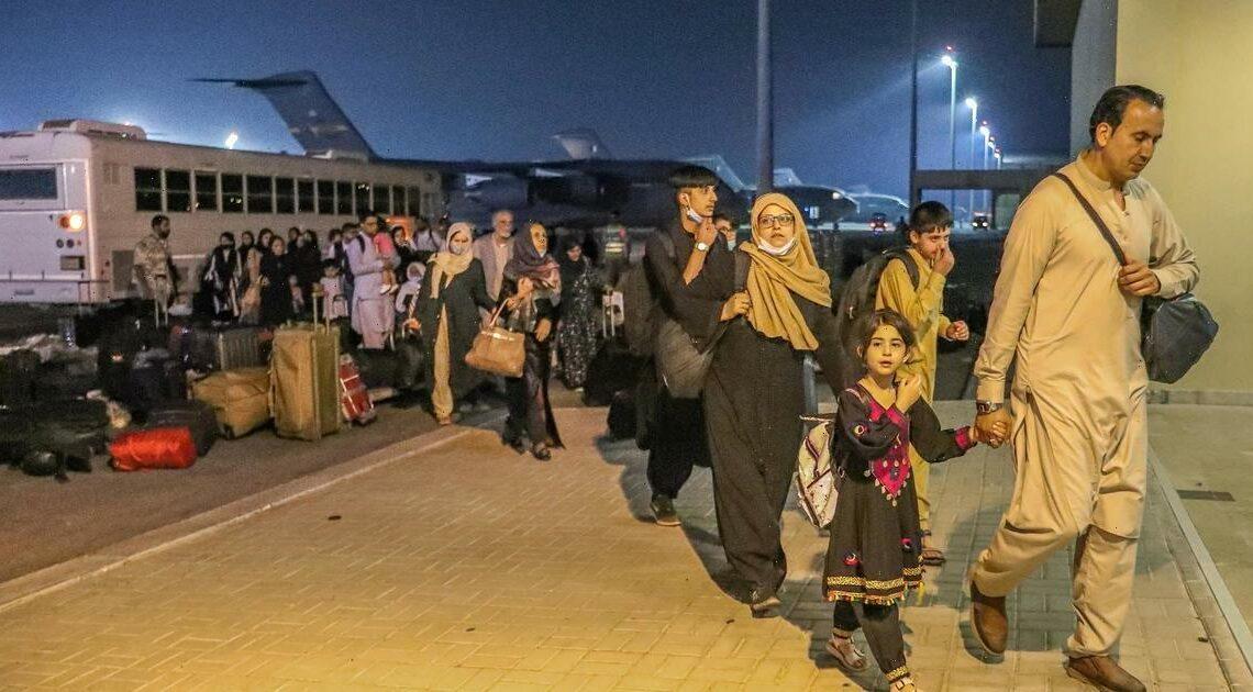 111 Afghan school girls escape Kabul safely