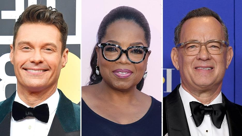 20 Celebrities You Had No Idea Dropped Out of College, From Tom Hanks to Oprah (Photos)