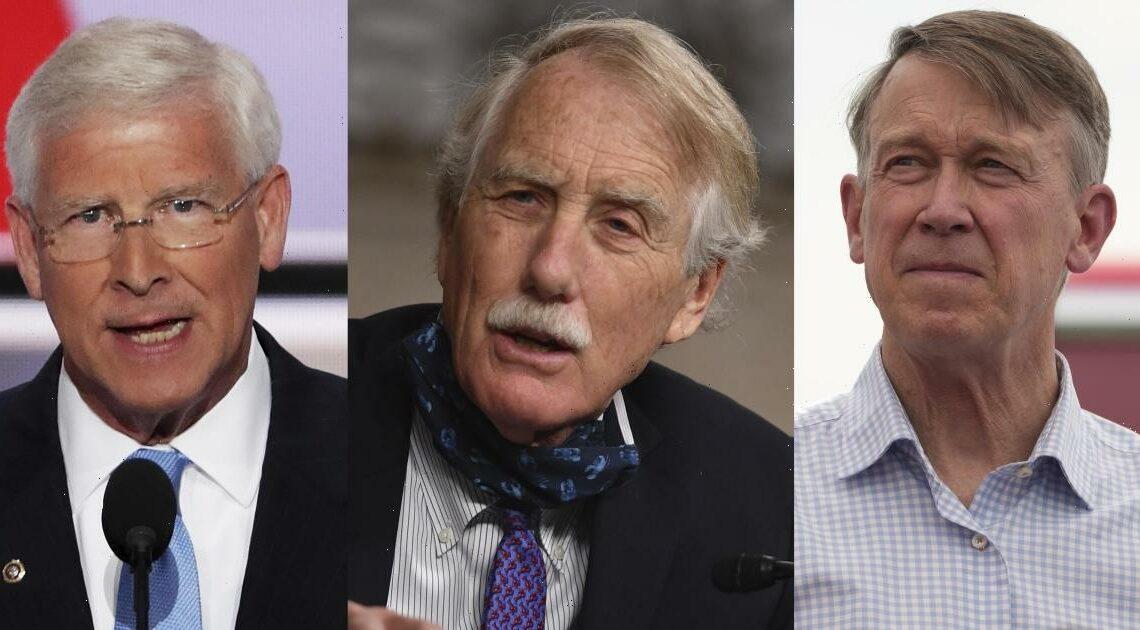 "3 U.S. senators test positive in ""breakthrough"" COVID-19 cases"
