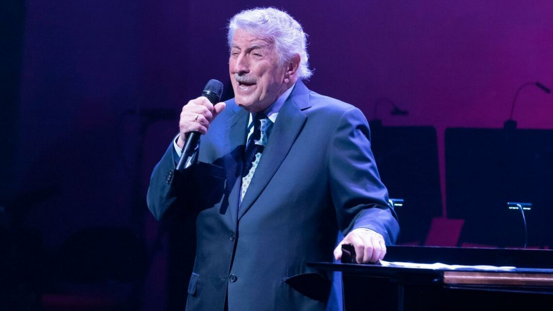 95-Year-Old Tony Bennett To Retire From Live Music Touring