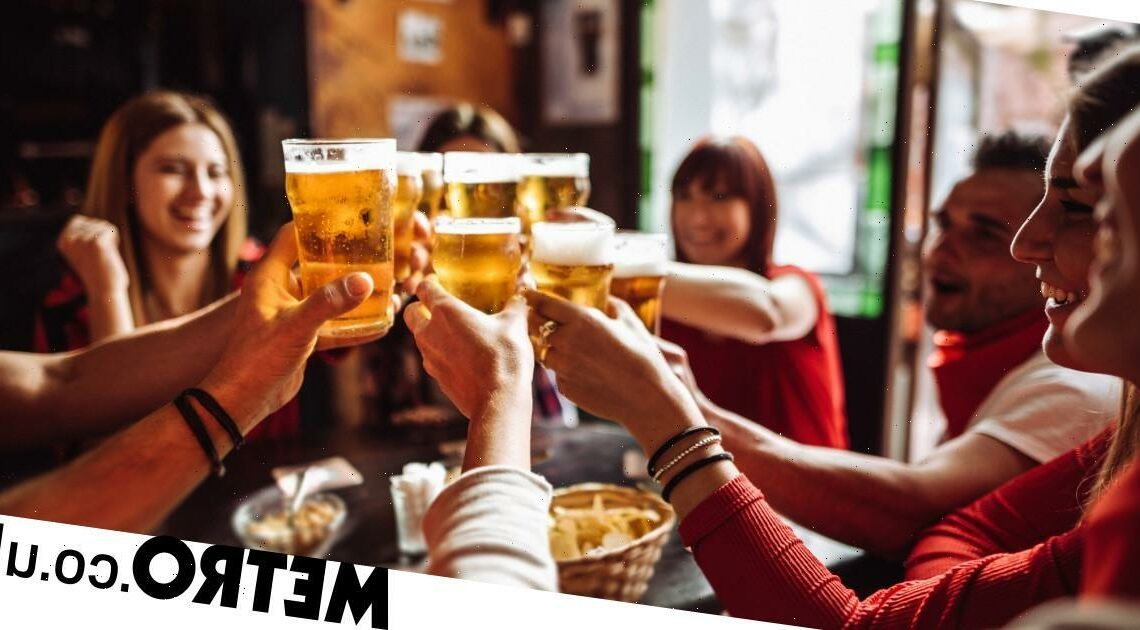 A 'brain switch' that triggers binge drinking has been identified by scientists
