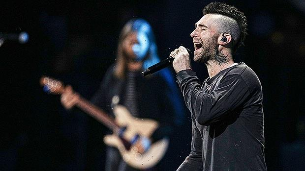 Adam Levine Stops Concert After Forgetting Lyrics To Maroon 5's 'She Will Be Loved' — Watch