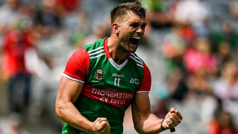 Aidan OShea the key for Mayo against Dublin? Kieran Donaghy and Peter Canavan discuss how to best utilise the Breaffy man