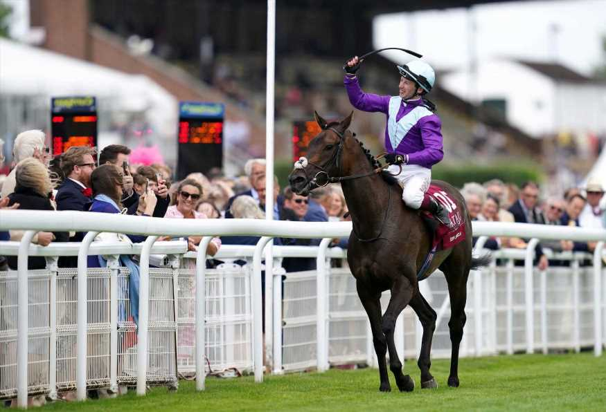 Alcohol Free gets green light to run in £1 million Juddmonte at York as she chases fourth top level success