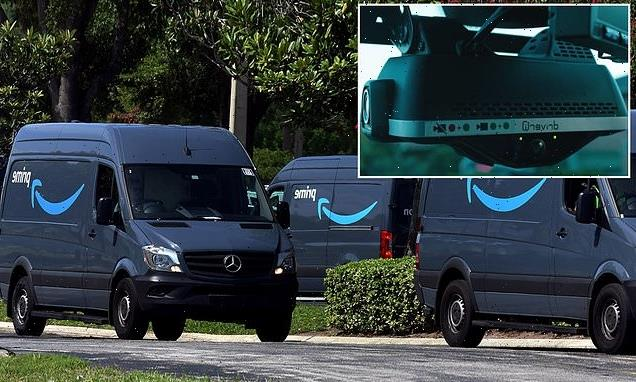 Amazon's AI-powered cameras in its vans determine driver's pay'