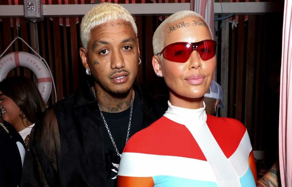 Amber Rose talks being in love with a narcissist after boyfriends cheating