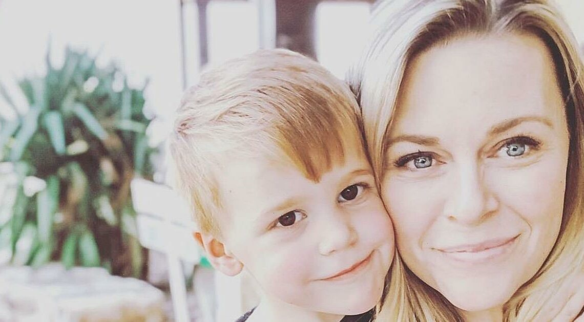 Amber Smith Shares 'Hurtful, Cruel' DMs Shaming Her Over Son River's Death