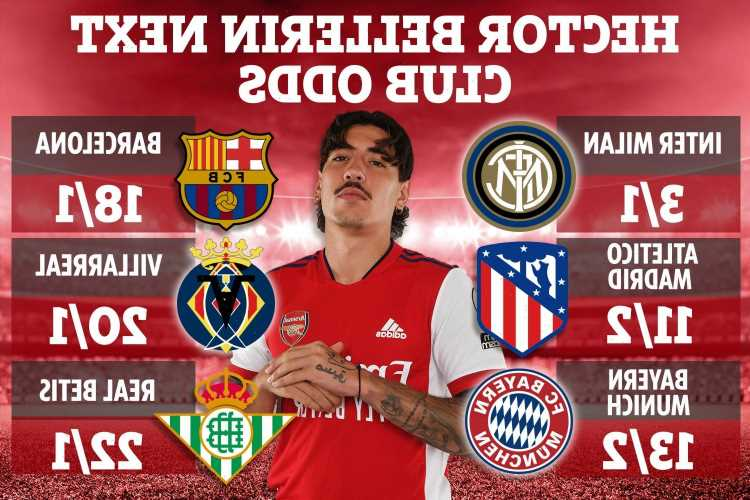 Arsenal transfer news – Hector Bellerin 'determined' to leave Gunners with Atletico, Bayern and Barcelona in the mix