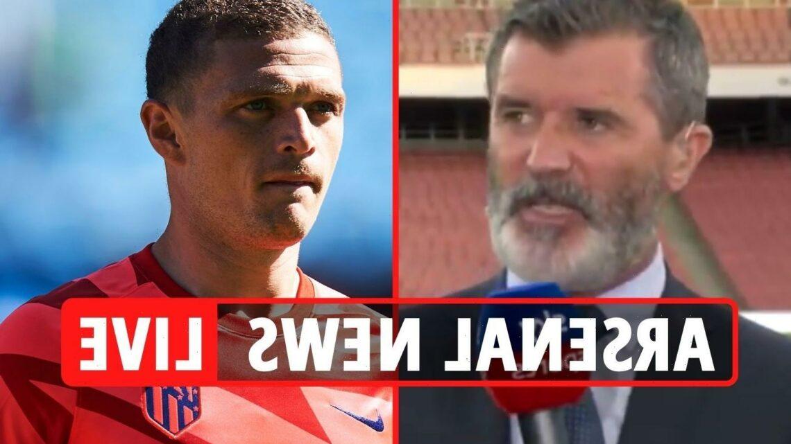Arsenal transfer news LIVE: Roy Keane SLAMS Gunners after Chelsea loss, Bellerin-Trippier swap, Correa battle