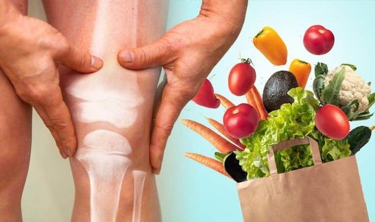 Arthritis diet: The 4p vegetable that 'could reduce your risk' of rheumatoid arthritis