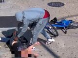 Attacker arrested in broad-daylight NYC beatdown, robbery of elderly man