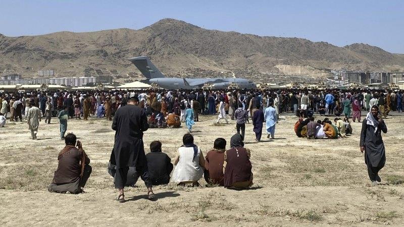 Australian rescue mission under way in Kabul
