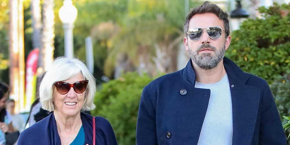 Ben Affleck's Mom Joined Him and Jennifer Lopez on Their Latest Date