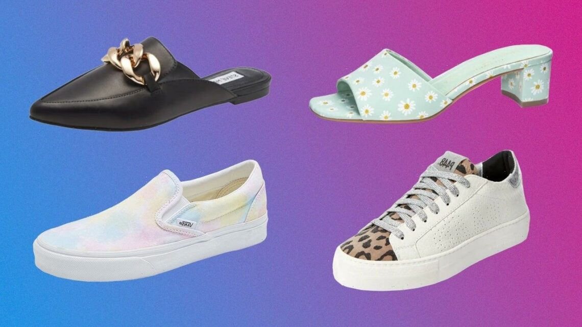 Best Deals on Shoes from the Nordstrom Anniversary Sale 2021