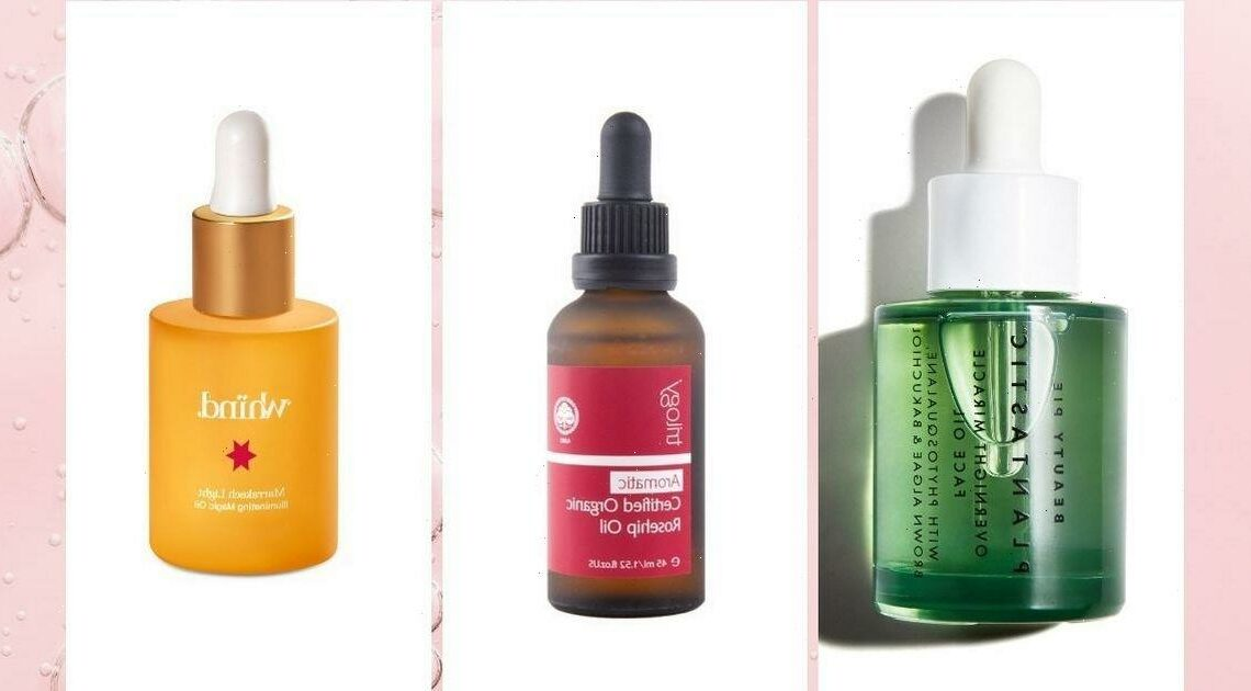 Best face oils for giving a glow to dry, dull skin – from The Body Shop to Beauty Pie