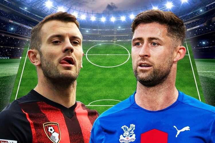 Best free agent XI Premier League clubs can still sign for nothing including Cahill, Luiz, Boateng and Wilshere