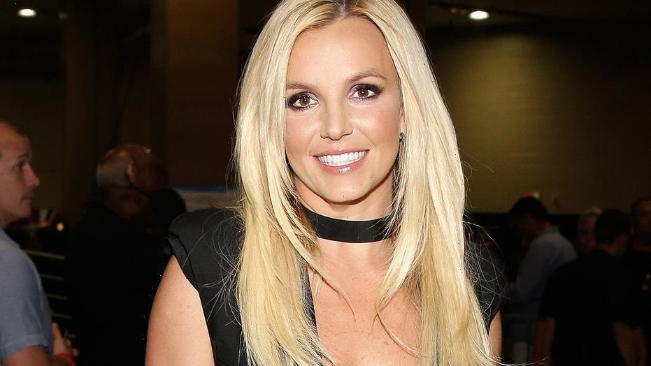 Britney Spears posts series of topless pics, explains why she's been baring all: 'Born into this world naked'