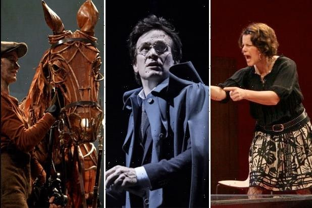 Broadway's 12 Top-Grossing Non-Musical Plays of All Time, From 'War Horse' to 'Harry Potter' (Photos)
