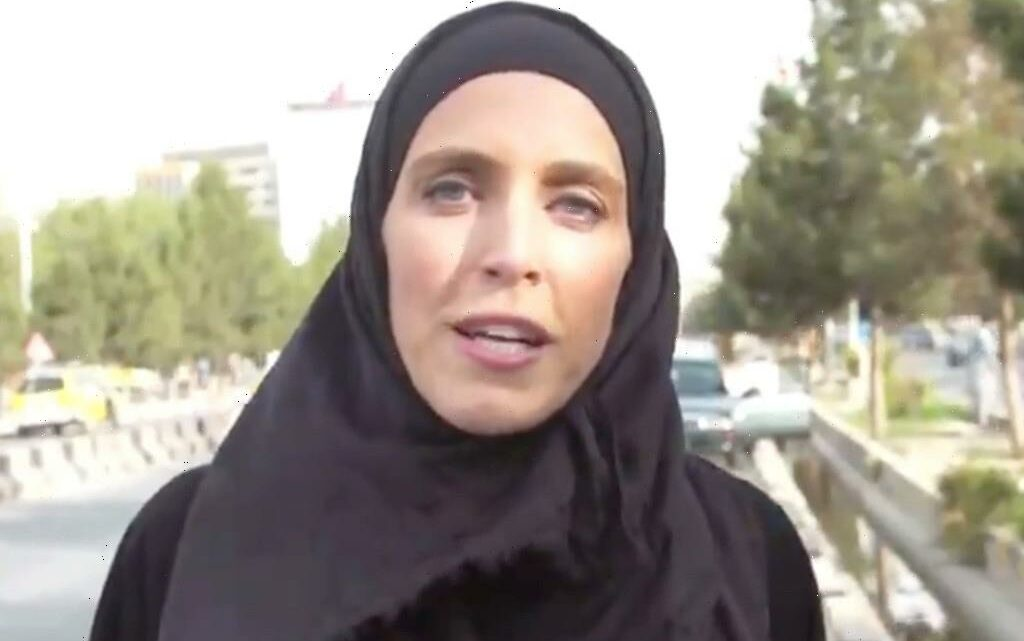 CNN Correspondent Clarissa Ward And Producer Have Angry Confrontation With Taliban Fighters