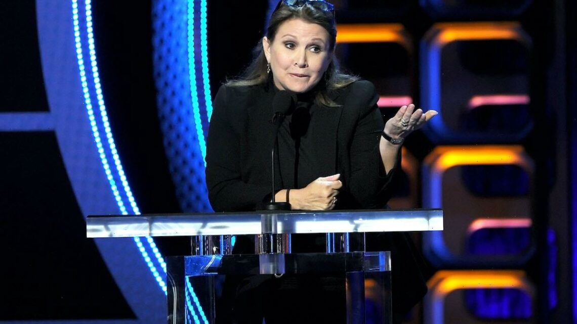 Carrie Fisher Rewrote Some of Your Favorite Movies
