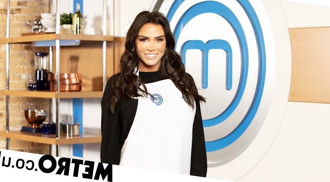 Celebrity MasterChef: Katie Price crashes out after disastrous quarter-final