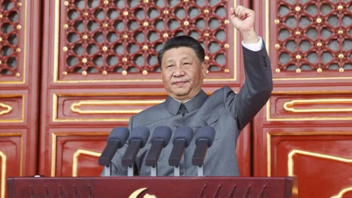 Chinas monstrous Xi continues his crackdown