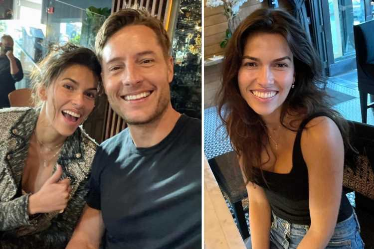 Chrishell Stause's ex Justin Hartley praises wife Sofia Pernas after Selling Sunset star reveals she's dating new man