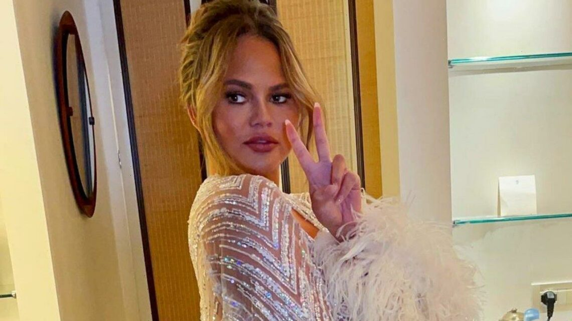 Chrissy Teigen Admits to Feeling 'Slightly Down' Nearly a Year After Suffering Miscarriage