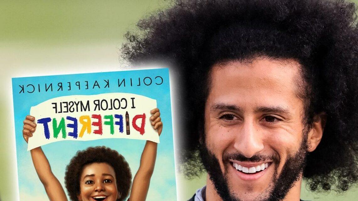 Colin Kaepernick Publishing New Children's Books, 'I Color Myself Different'