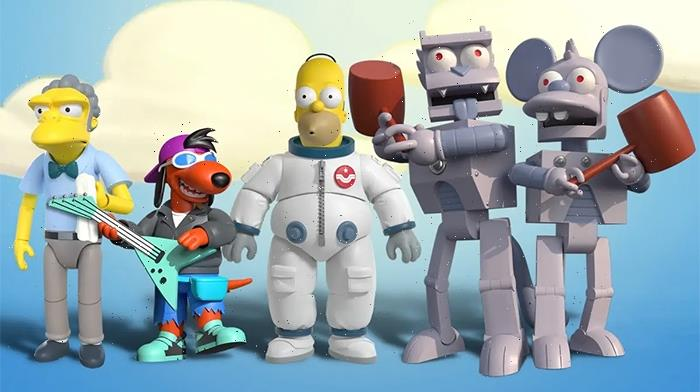Cool Stuff: Super7 Introduces 'The Simpsons' Toy Line with Some Fan Favorites (and Poochie)