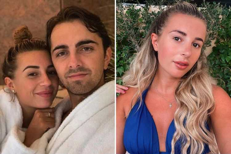 Dani Dyer deletes ALL the pics of ex Sammy Kimmence from her social media after he's jailed for OAP con