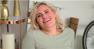 Danielle Armstrong admits she once wet herself and mistook it for her waters breaking