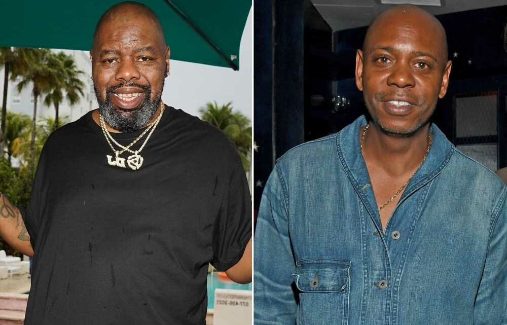 Dave Chappelle honors late rapper Biz Markie after screening doc in D.C.