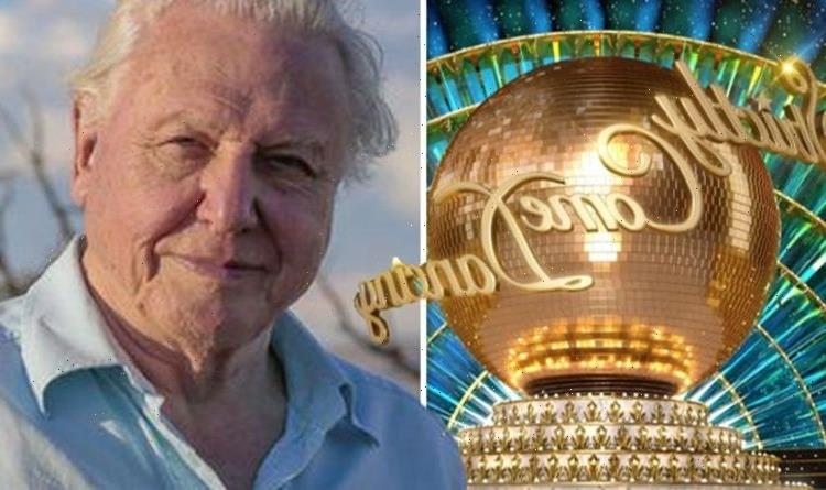 David Attenborough unveiled as Strictly contestant after pro dancers line-up bombshell?