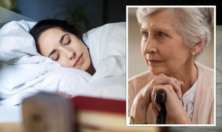 Dementia: How often do you dream? Your dreaming habits could determine your risk