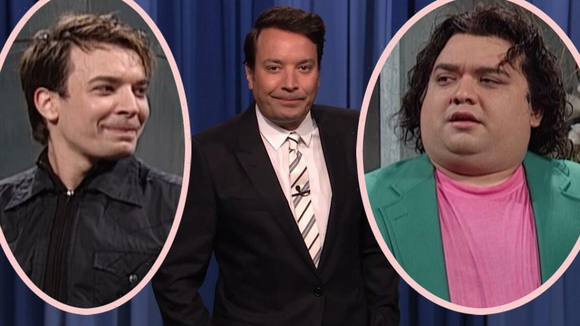 Did Jimmy Fallon Help SNL Castmate Horatio Sanz Groom A 15-Year-Old Fan?!