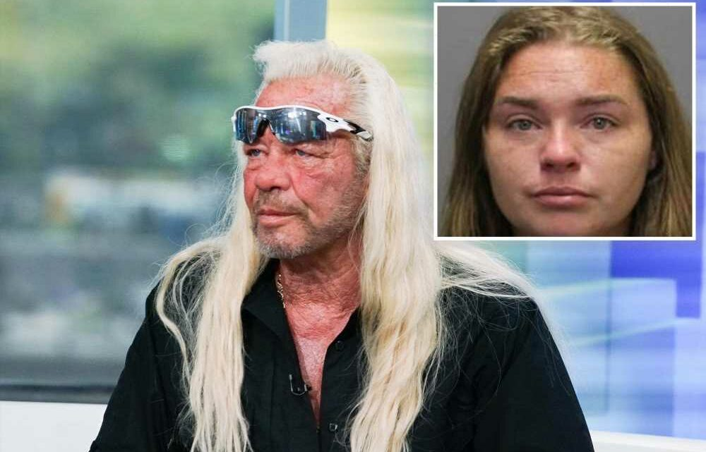 Dog the Bounty Hunters daughter claims self-defense in arrest: Id do it again