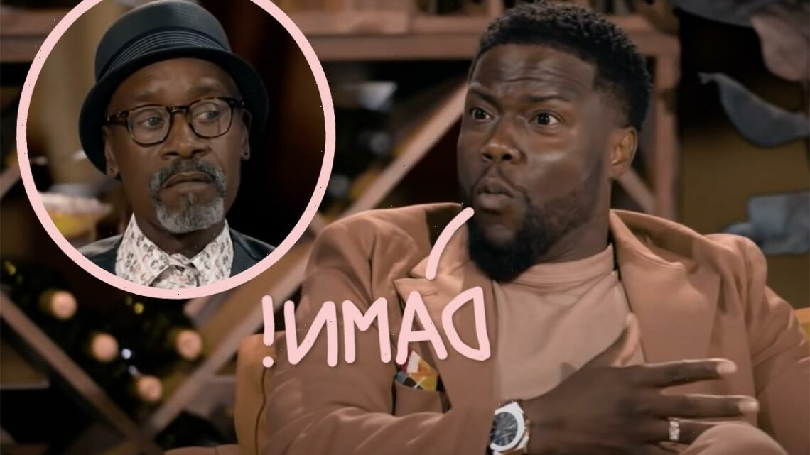 Don Cheadle Defends Kevin Hart Amid Backlash Over A Misinterpreted Viral Interview Moment!