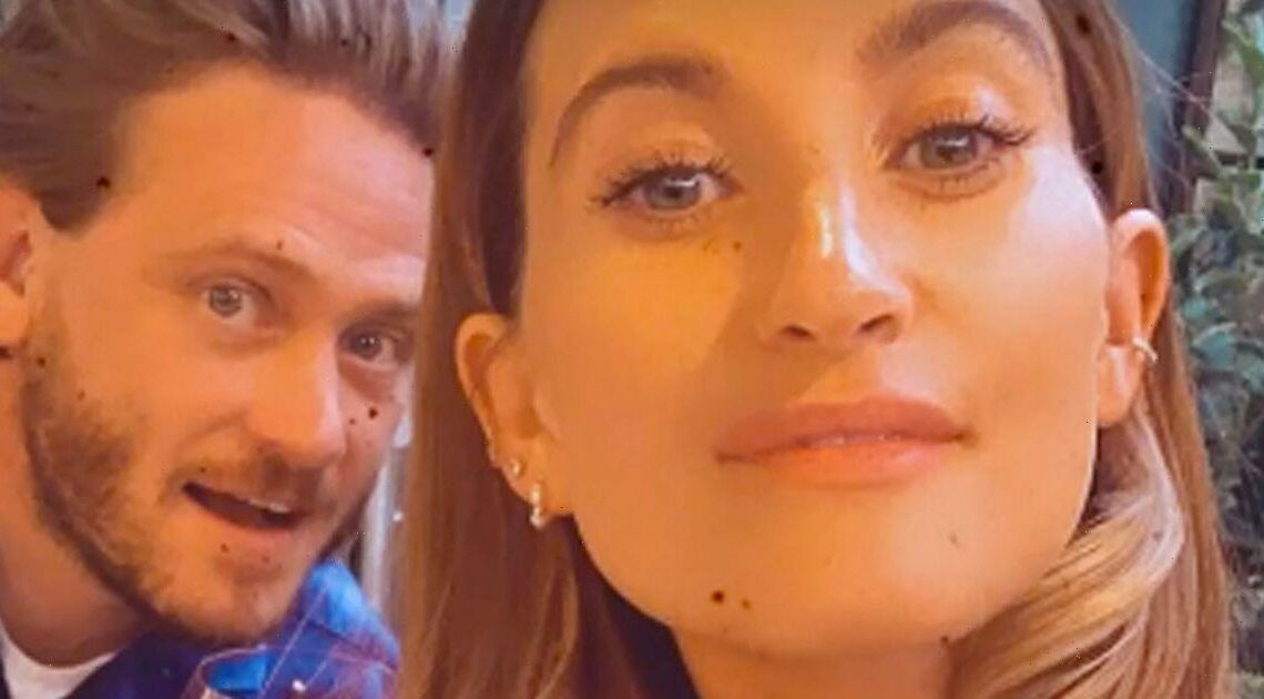 Emmerdale's Matthew Wolfenden says he got with wife Charley Webb 'very quick'