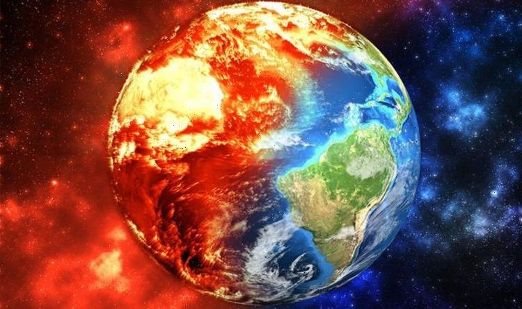 End of the world warning: Climate change will be 'biggest contributor to human extinction'