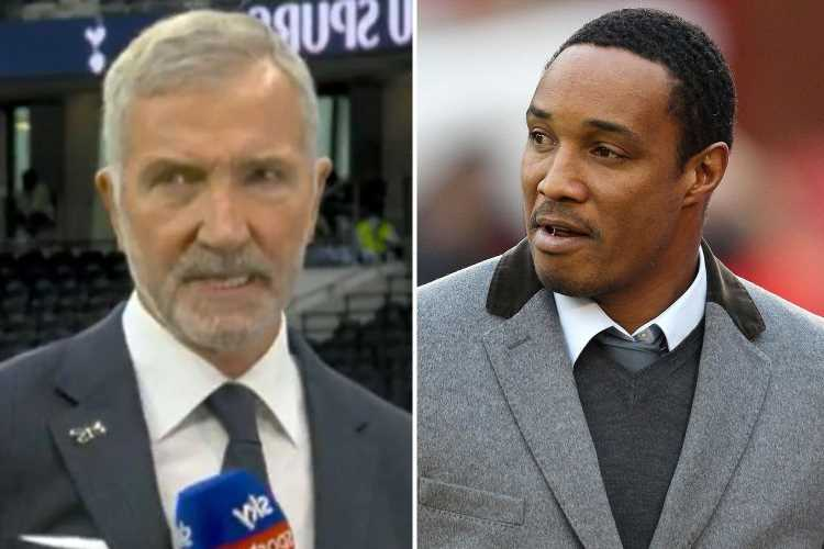 Ex-Man Utd star Paul Ince slams Graeme Souness for 'slaughtering' Paul Pogba and says French ace is same as Harry Kane