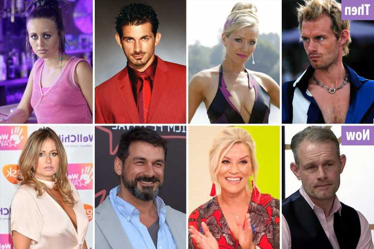 Footballers' Wives cast then and now – where are the Earls Park players and WAGs 15 years after show ended? – The Sun