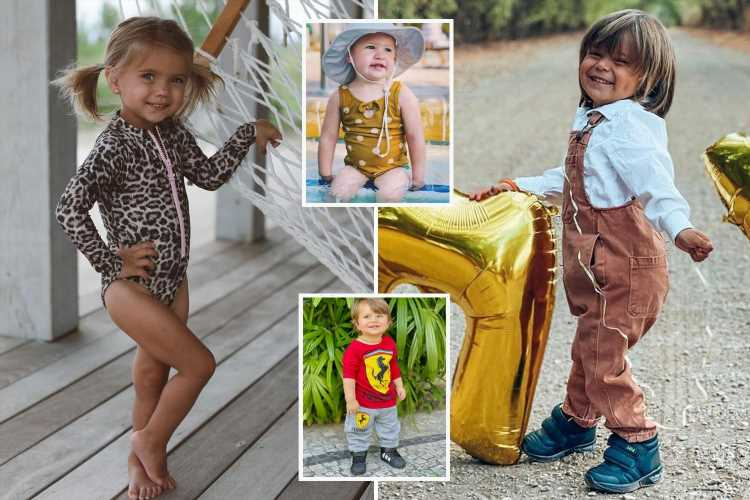 Forget the Rich Kids, meet the Rich Babies of Instagram who are raking in up to £3.4k a post