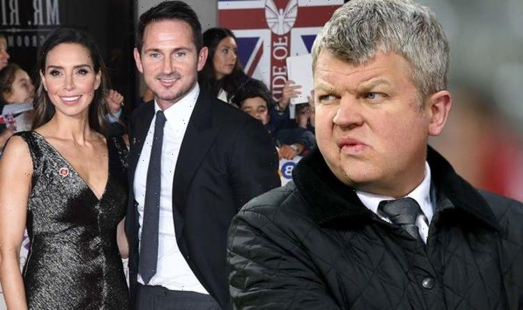 Frank Lampard's concerns for wife Christine over Adrian Chiles' spat with ITV in 2011