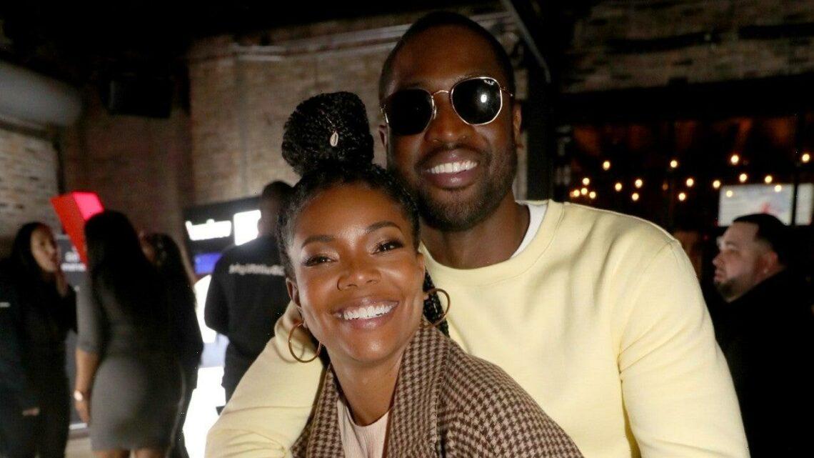 Gabrielle Union & Dwyane Wade Celebrate Their 7th Wedding Anniversary